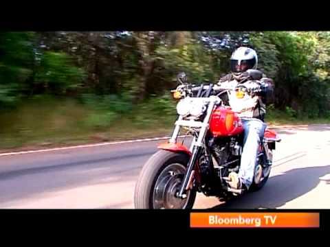Harley Davidson Fat Bob Test Ride Review
