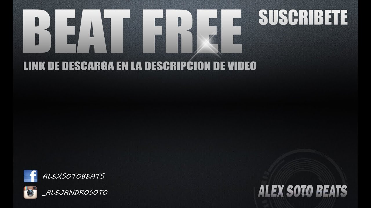Pista Reggaeton 3 Free Uso Libre Gratis Descarga Youtube