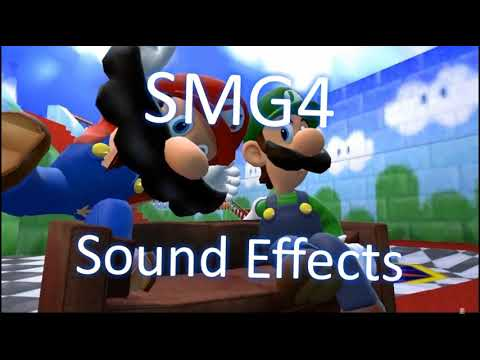 SMG4 SOUND EFFECTS - QUIT BORING EVERYONE!