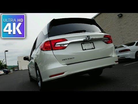 Honda Odyssey - Fun For The Family - 360 Tour, Tech, Interior, Startup