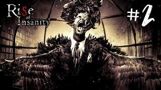 ИНДИ ХОРРОР ИГРА ► RISE OF INSANITY #2 ► ПРОХОЖДЕНИЕ ХОРРОР ИГРЫ НА РУССКОМ