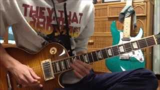 どうもオビーと申しますm(__)m かっこいい曲だったので弾いてみました♪ ギターは左に振ってます。 twitter→@Obee_Guitar.