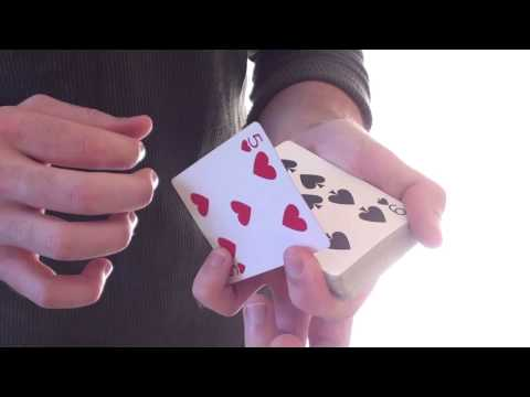 Sleight of Hand 101   The Cardini Change (Intermediate)