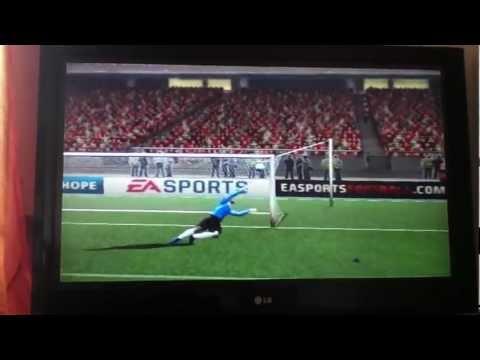 But de Alan Kardec (Benfica Lisbonne) FIFA11