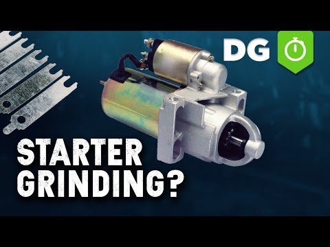 How To Install & Shim a Starter