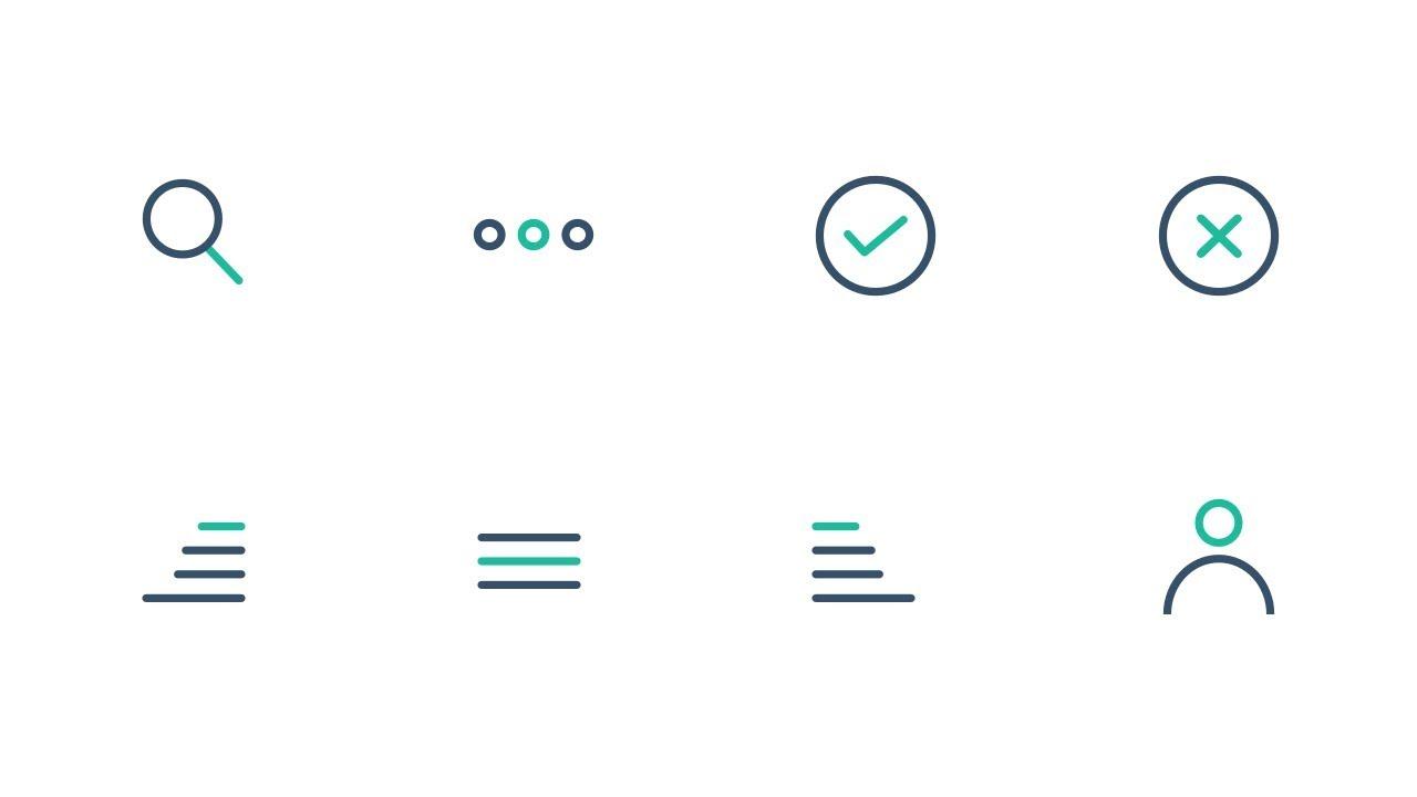 svg icons animation html