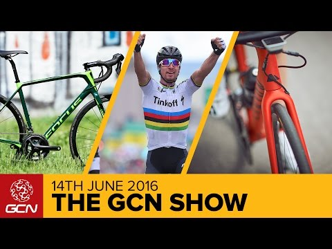 New Tech Special: FOUR New Endurance Bikes | The GCN Show Ep. 179