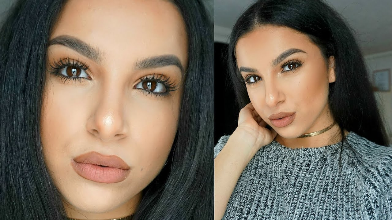 My everyday fall makeup tutorial makeup by leyla youtube baditri Image collections