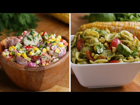 5 Refreshing Summer Salads • Tasty