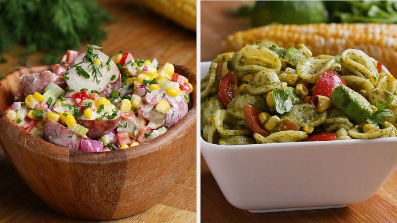 5 Refreshing Summer Salads • Tasty