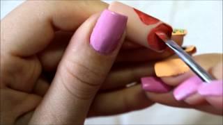 Роспись  ногтей  от Анны Шевченко №20
