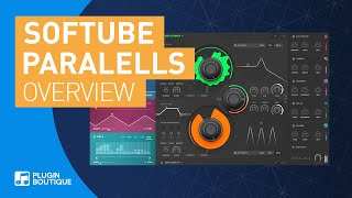Parallels by Softube | Polyphonic VSTi Synthesizer Plugin