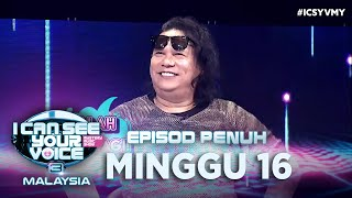 [FULL] I Can See Your Voice Malaysia (Musim 3) Minggu 16 - Ronnie Hussein | #ICSYVMY