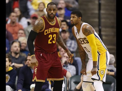 Paul George says he's willing to commit to The Cleveland Cavs!