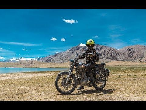 ขี่ขึ้นเทือกเขาหิมาลัย 9วัน [Himalayan Trip]