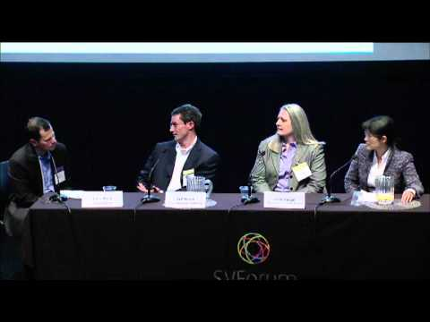 SVForum's Cloud Day 2012: Panel - Funding and M&A Transaction Outlook for the Cloud