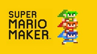 Super Mario Maker: Super Mario Kun / The Legend of Zelda: Tri Force Heroes