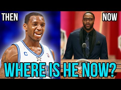 Where Are They Now? TRACY MCGRADY