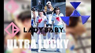 """Hola amigos aquí pueden escuchar la canción de LADYBABY """"ultra luck..."""