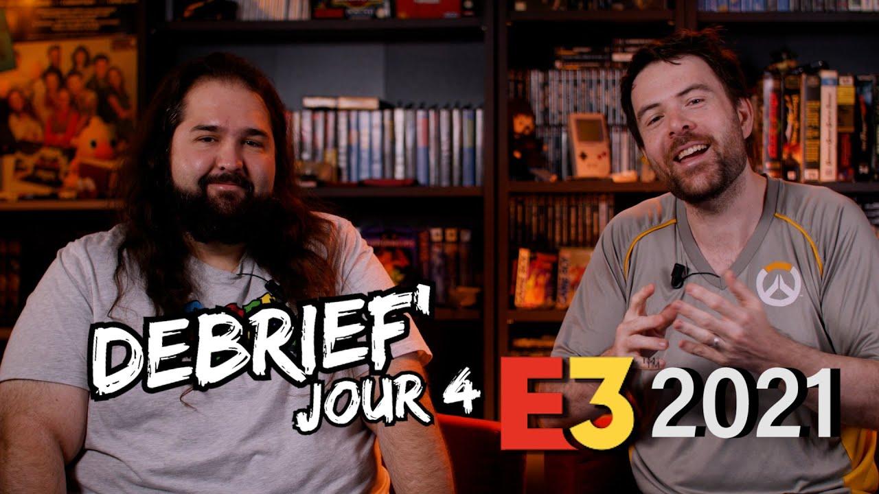 RECAP DE l'E3 JOUR 4 (MICROSOFT/BETHESDA, SQUARE ENIX, PC GAMING SHOW)