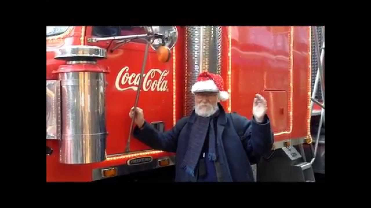 coca cola weihnachtstruck youtube. Black Bedroom Furniture Sets. Home Design Ideas