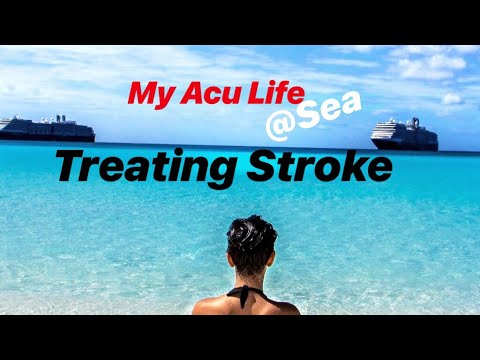 ACUpuncture at sea Treating Stroke
