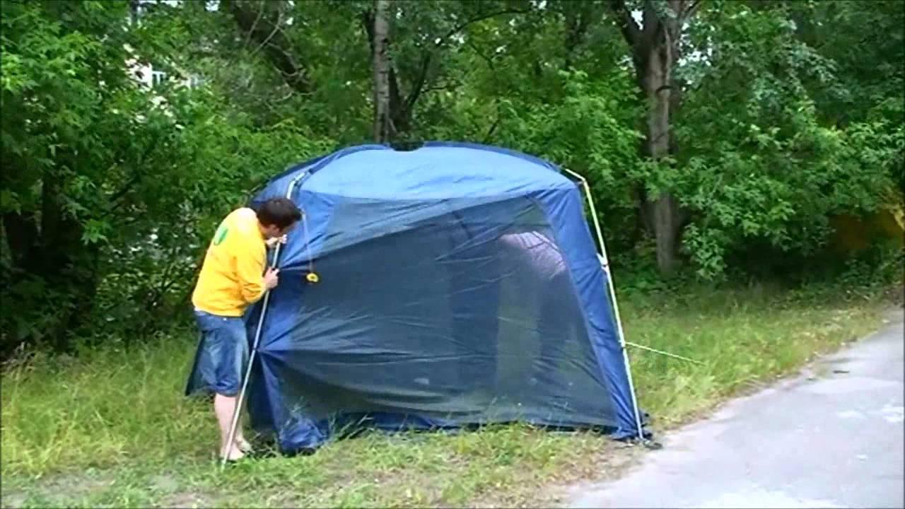 Кухня-шатер CAMPTOWN OLYMPIA. - YouTube