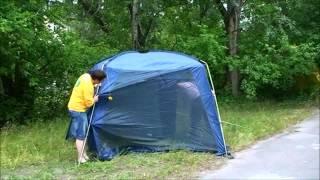 Туристический тент шатер Trek Planet Rain Dome(Универсальный тент шатер четырехугольной формы TREK PLANET