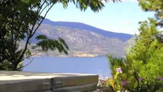 Lake Okanagan View House For Sale - Okanagan Centre, Bc