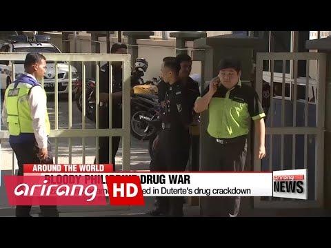 Philippines mayor killed in Duterte's drug crackdown