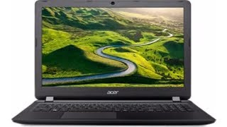 Acer Aspire ES1-533 (NX.GFTSI.001) Laptop Detail Specification