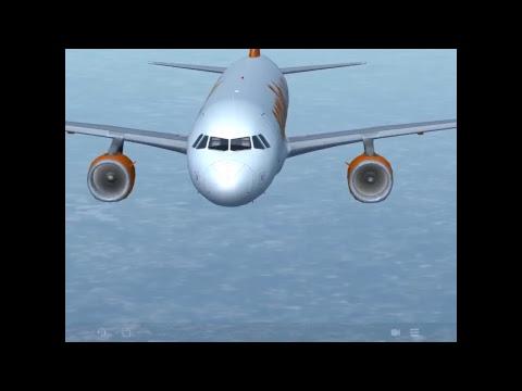 Infinite Flight (LIVE) EGSS - LEPA (easyJet) A320