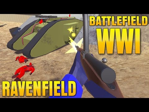 GREAT NEW Weapon Pack Best Ravenfield Mods Of The Week 2