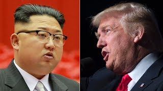 BREAKING: TRUMP MEETING KIM JONG UN FOR NORTH KOREA DENUCLEARIZATION SUMMIT