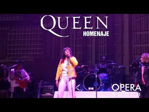 OPERA SPACE  (Homenaje a Queen) RAPSODIA BOHEMIA
