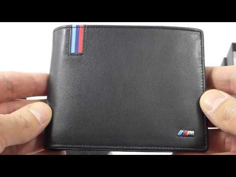 f071043ec9ef0 Portfel BMW M Power porównanie modeli 80212410934 i 80212410935