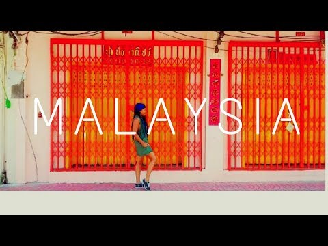 Penang Malaysia...Traveling Through Southeast Asia...Living Abroad..Travel Vlog