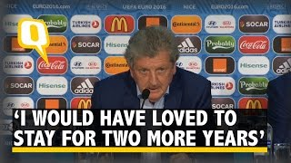 The Quint: After Iceland Defeat, Roy Hodgson Steps Down as England Manager