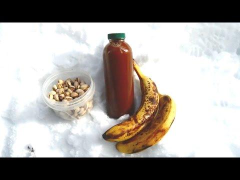 What To Eat & Wear – Raw Diet In Winter | 40BelowFruity