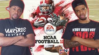 DOES HE HAVE WHAT IT TAKES??? - NCAA 12 Gameplay | #ThrowbackThursday ft. Juice