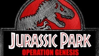 Jurassic Park - Operation Genesis - Gameplay