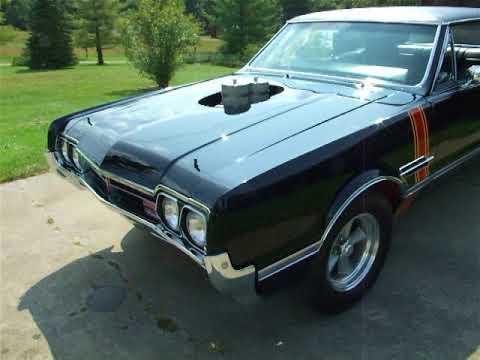Repeat 1966 F85 W30 RAM AIR 425 SUPER ROCKET by ashley