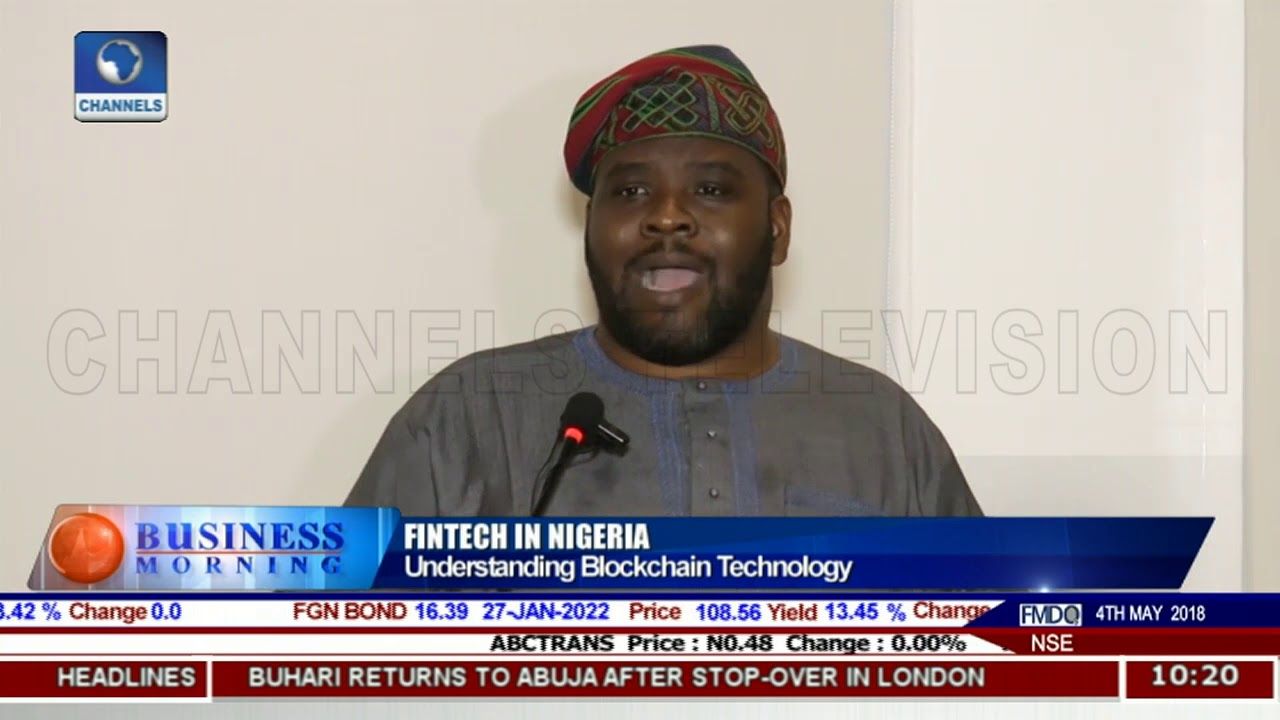 Legalising Blockchain, Crypto Currencies In Nigeria Pt.1 |Business Morning|