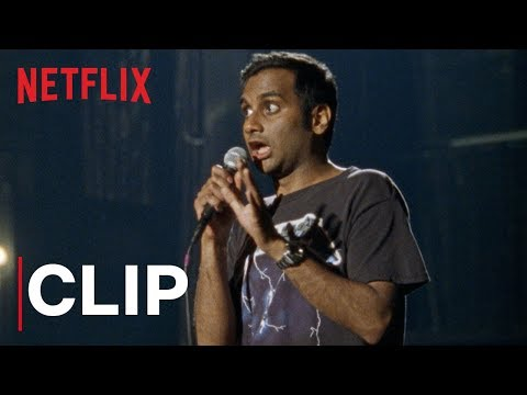 10-word TV review: Aziz Ansari: Right Now