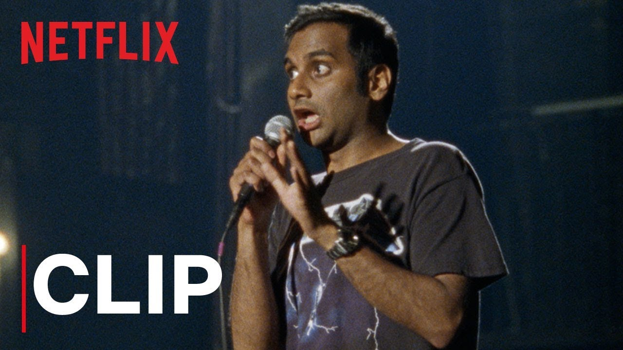 Aziz Ansari's Netflix Special 'Right Now' Is Awkward—and