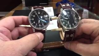 Laco watch Review in HD by Valencia Time Center