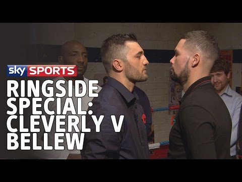 Sky Sports Presents – Ringside Special: Cleverly v Bellew