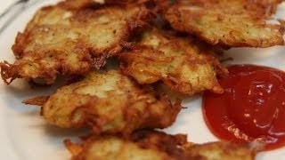 Moroccan Hash Browns Recipe - Cookingwithalia - Episode 302
