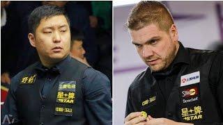 2016 China Billiard World Championship Men Final 中式台球世錦賽男子決賽 - Shi H.Q. 石漢青 vs Mick Hill