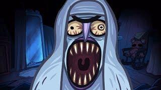 TrollFace Quest Horror : TODAS LAS ESCENAS AL 100% ( TERROR TROLLFACE )